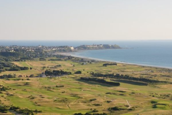 golf courses lynx granville manche seaside green