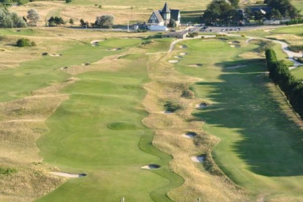 golf links de granville manche