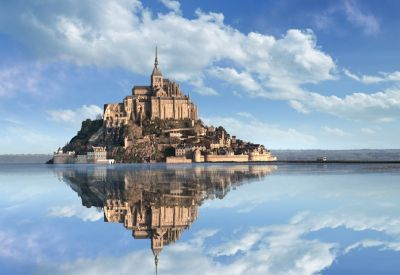 MONT SAINT MICHEL NORMANDY MIDDLE AGE PRIVATE TOUR GST