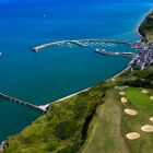golf omaha beach port en bessin PRIVATE TOUR GOLF COURSE GOLF SIGHTSEEING TOURS