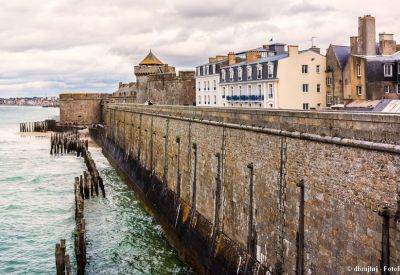 BRITTANY VISIT SAINT MALO GUIDE TOUR PRIVATE GOLF