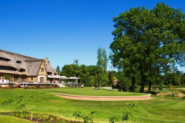 golf du vaudreuil cottage normandie