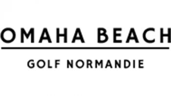 omaha beach golf normandie nst gst logo